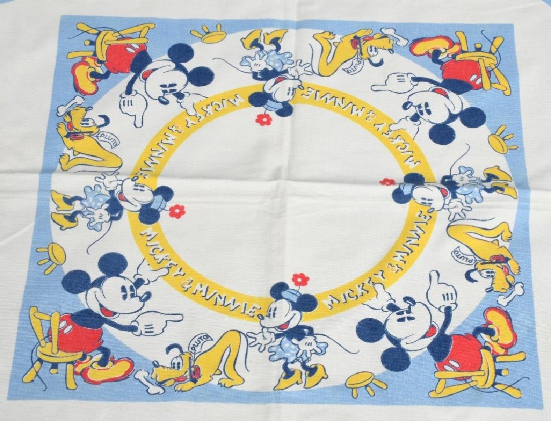 1930'S MICKEY MOUSE & PLUTO CHINA & MORE - 9