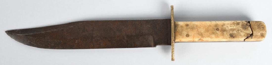 19TH CENTURY BOWIE KNIFE