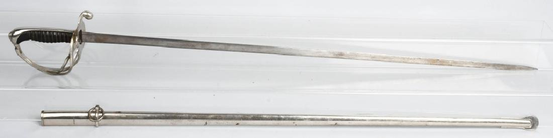 19TH CENTURY FRENCH OFFICER'S SWORD