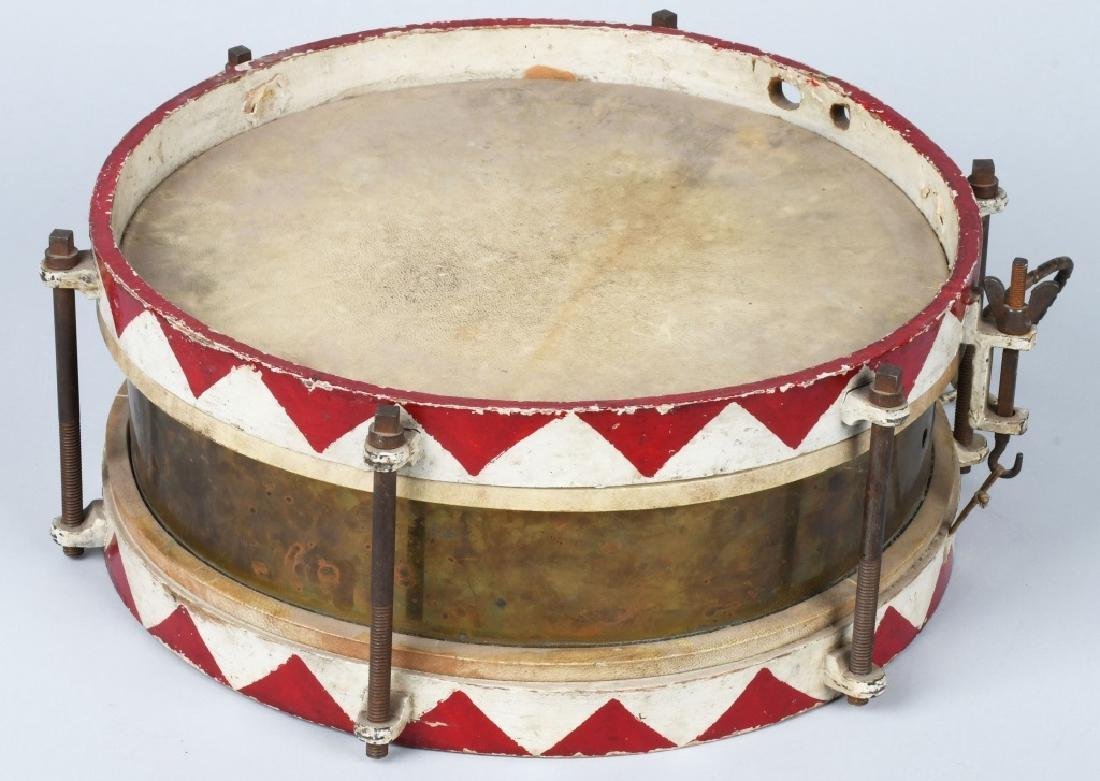 WWII NAZI GERMAN HITLER YOUTH SNARE DRUM