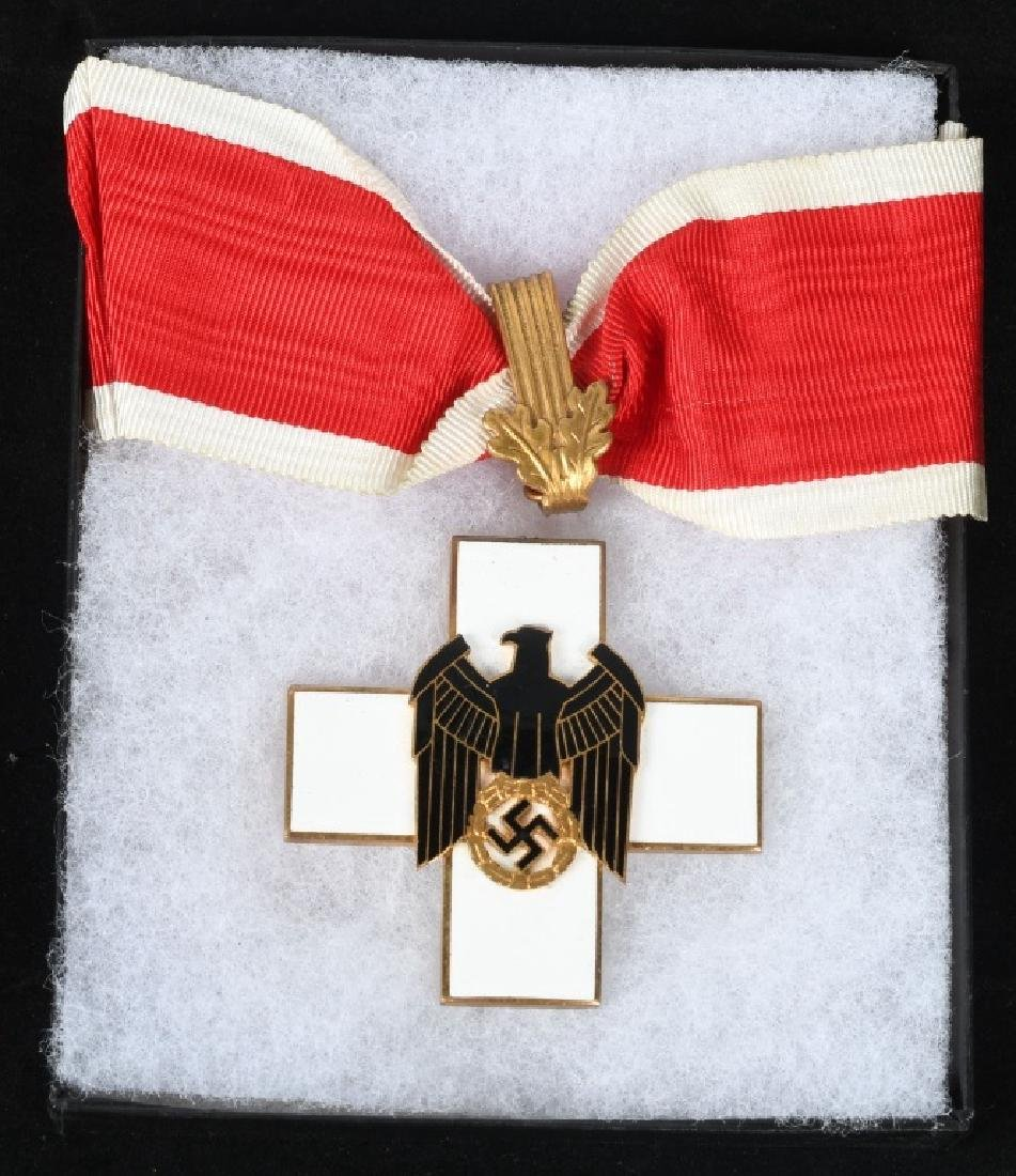 WWII NAZI GERMAN ORDER OF SOCIAL WELFARE