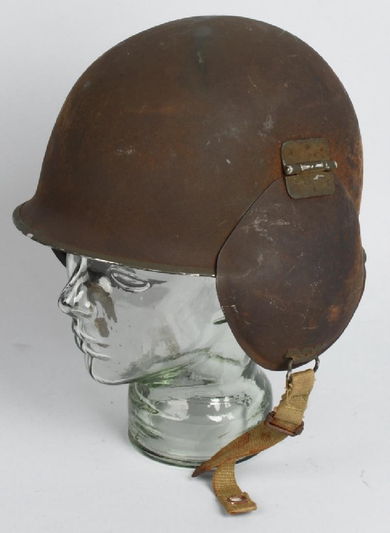WWII U.S. ARMY AIR FORCE M 3 FLAK HELMET