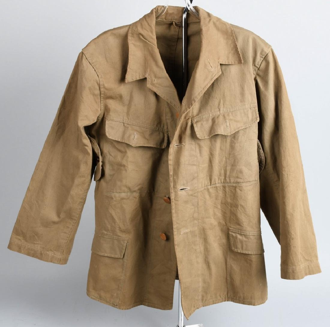 WWII JAPANESE ARMY MODEL 1938 SUMMER TUNIC