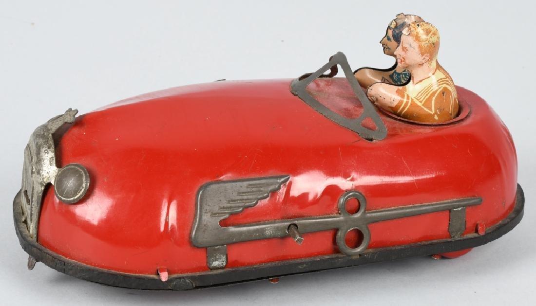LINDSTROM Tin Windup DOODLE BUG DODGE EM CAR