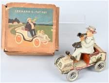 LEHAMNN Tin Windup TUT TUT w/ BOX