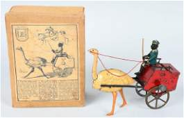 LEHAMNN Tin Flywheel AFRICA w/ BOX