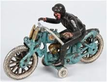 HUBLEY HARLEY DAVIDSON HILL CLIMBER MOTORCYCLE