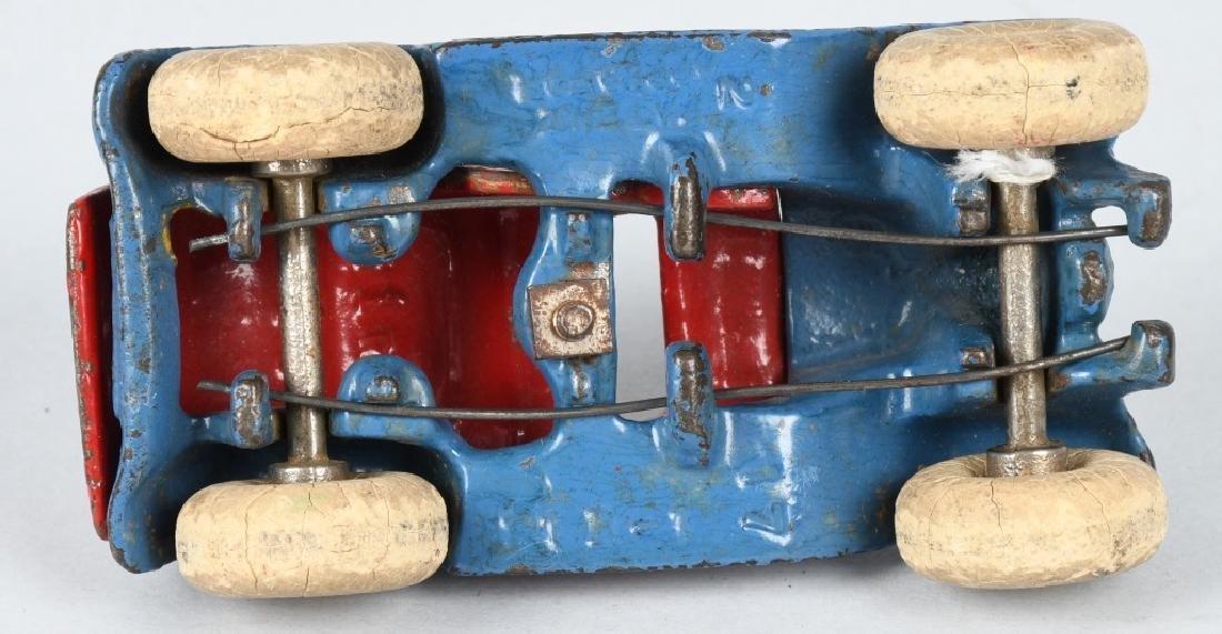 "3 1/2"" KILGORE CAST IRN TAKE-APART ROADSTER - 5"