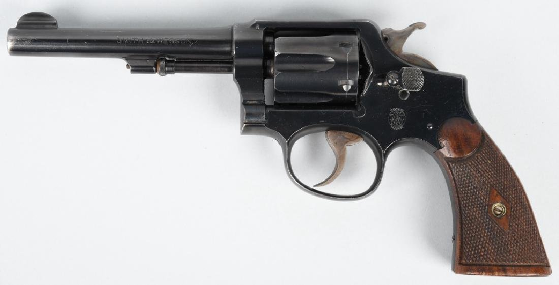 SMITH & WESSON .32-20 H.E. REVOLVER
