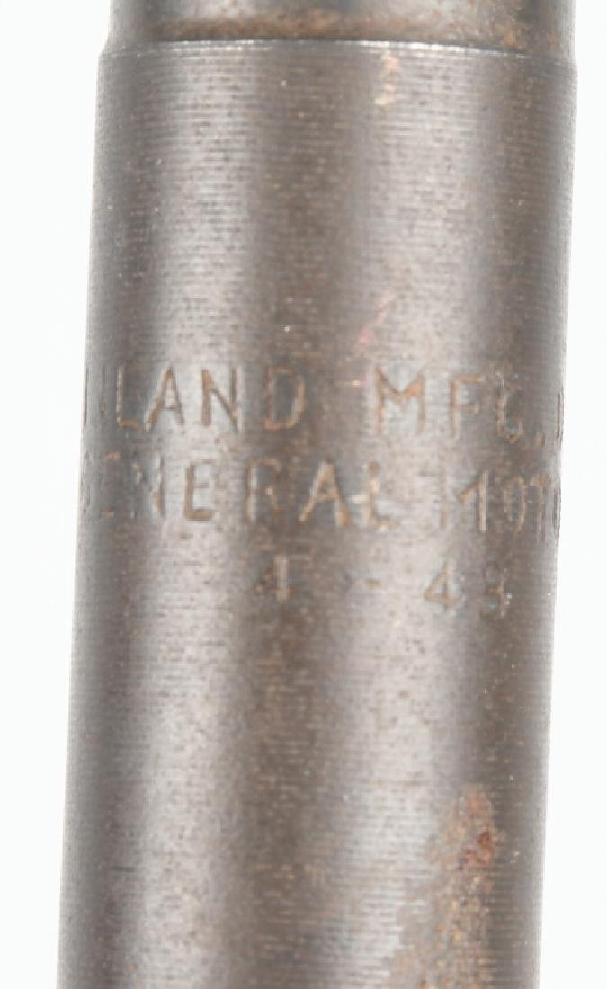 U.S. M1A1 INLAND PARATROOPER .30 CARBINE, 1943 - 3