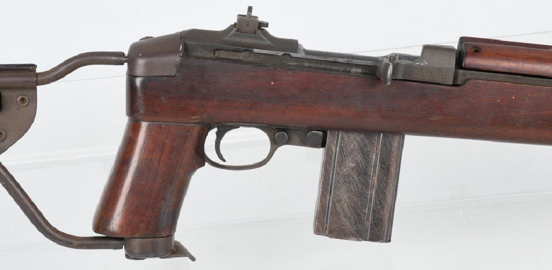U.S. M1A1 INLAND PARATROOPER .30 CARBINE, 1943 - 6