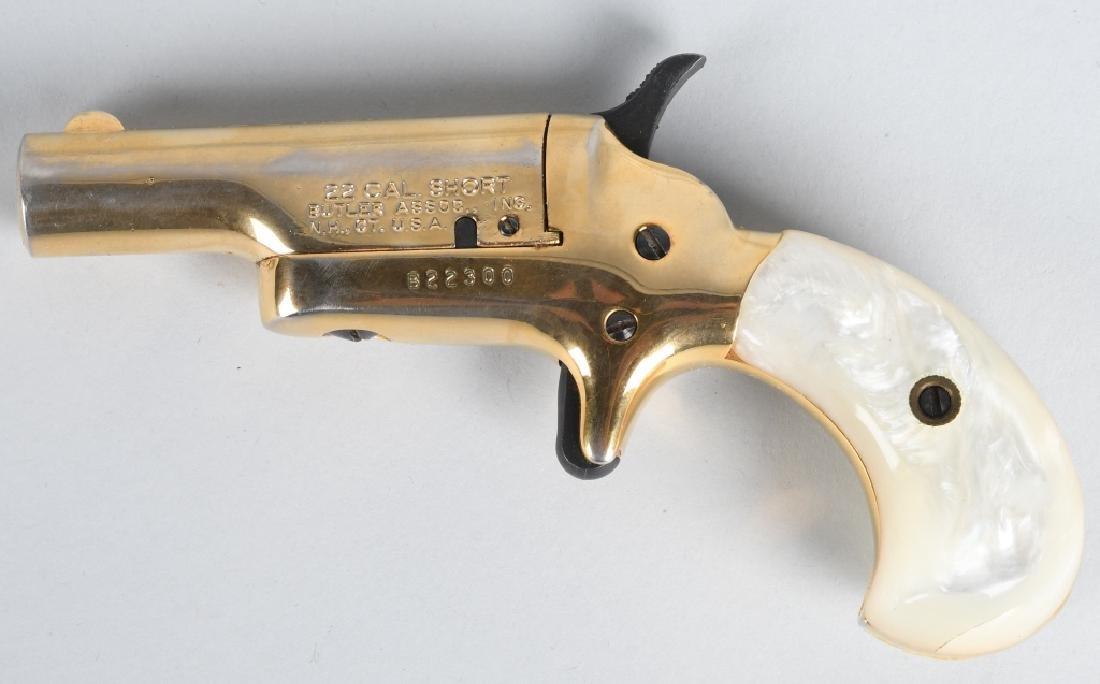 BUTLER .22 DERRINGER SINGLE SHOT PISTOL