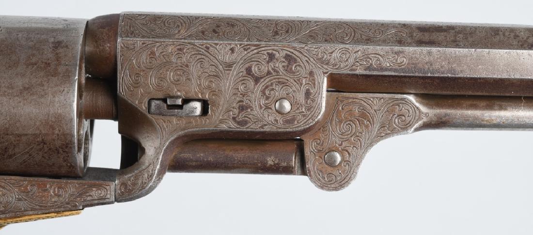 COLT 1851 NAVY .36 , GEN. JOHN CREED MOORE, CSA - 12