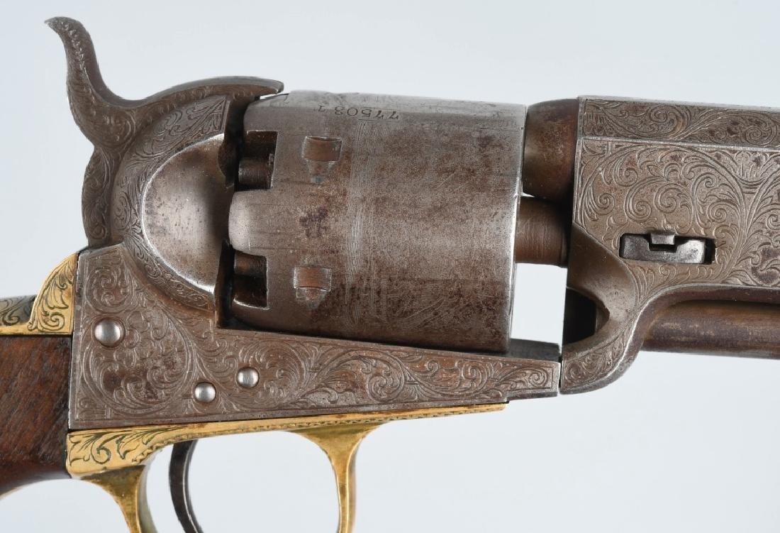 COLT 1851 NAVY .36 , GEN. JOHN CREED MOORE, CSA - 13