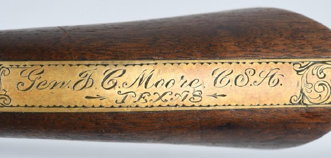 COLT 1851 NAVY .36 , GEN. JOHN CREED MOORE, CSA - 3