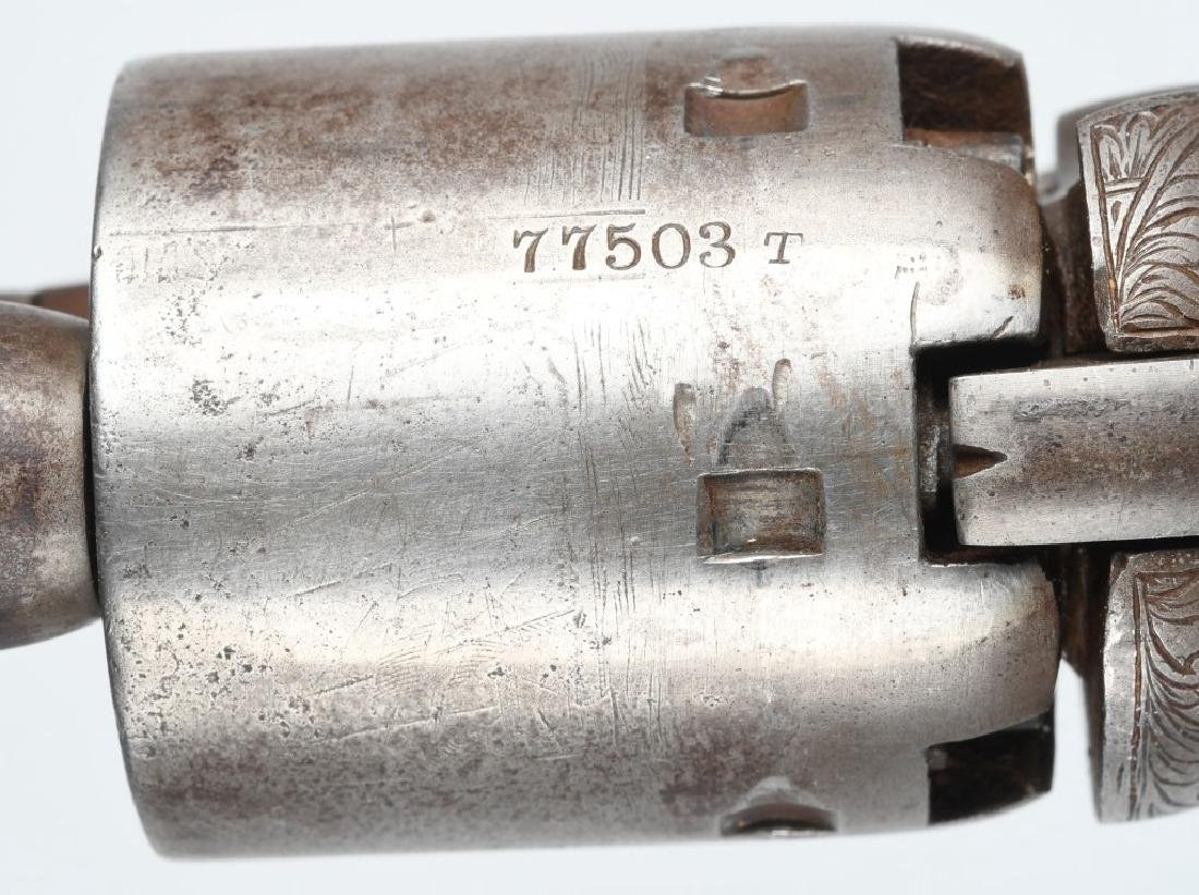 COLT 1851 NAVY .36 , GEN. JOHN CREED MOORE, CSA - 4