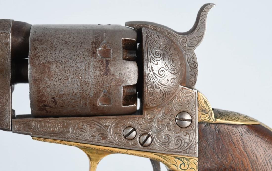 COLT 1851 NAVY .36 , GEN. JOHN CREED MOORE, CSA - 9