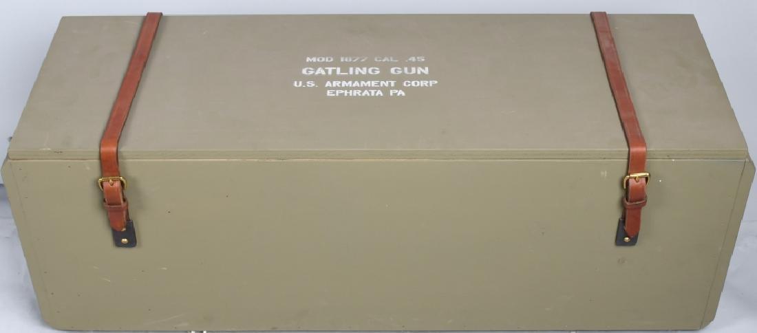 1877 BULLDOG .45-70 GATLING BATTERY GUN - 15