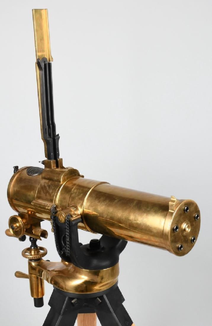 1877 BULLDOG .45-70 GATLING BATTERY GUN - 3