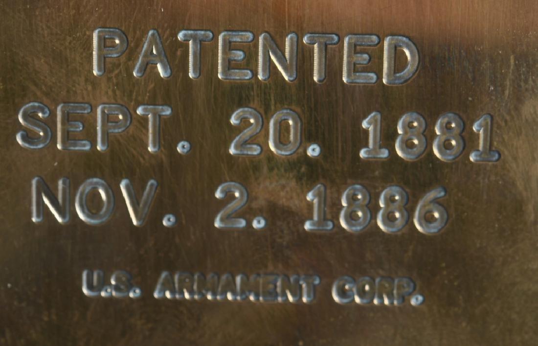 1877 BULLDOG .45-70 GATLING BATTERY GUN - 9
