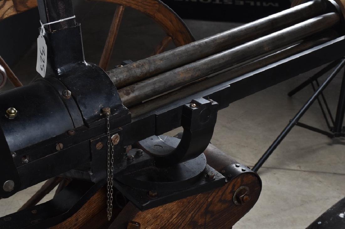 1/1 MODEL 1862 FULL SIZE OPERATING .50 GATLING GUN - 3