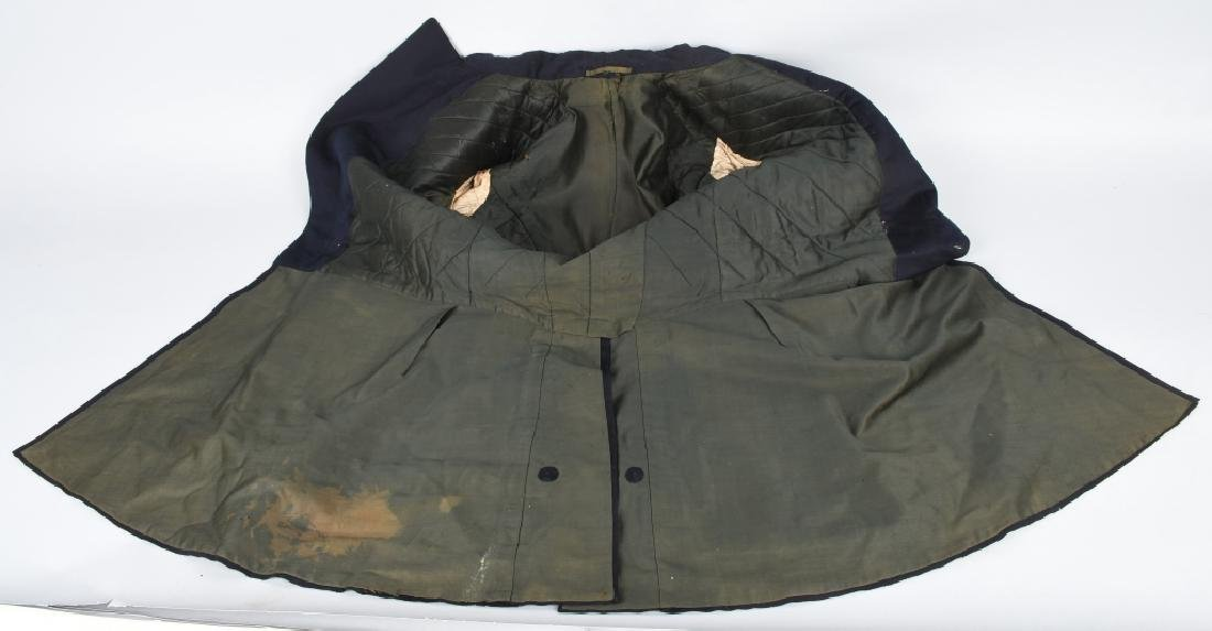 CIVIL WAR MAJOR GENERAL FROCK COAT WITH STRAPS - 6