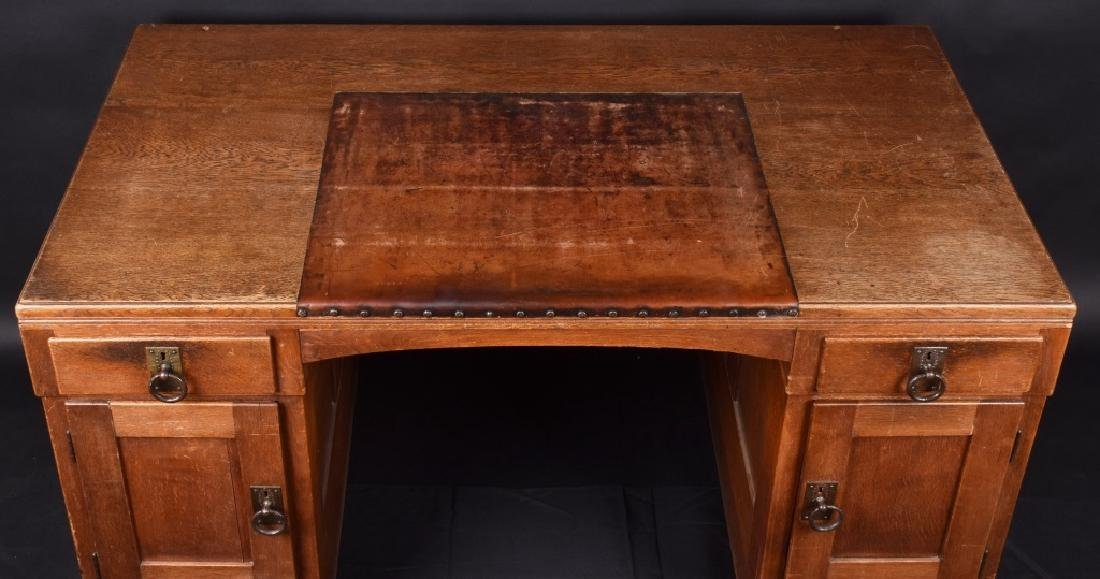 1929 ADOLF HITLER'S PERSONAL DESK & CHAIR - 12