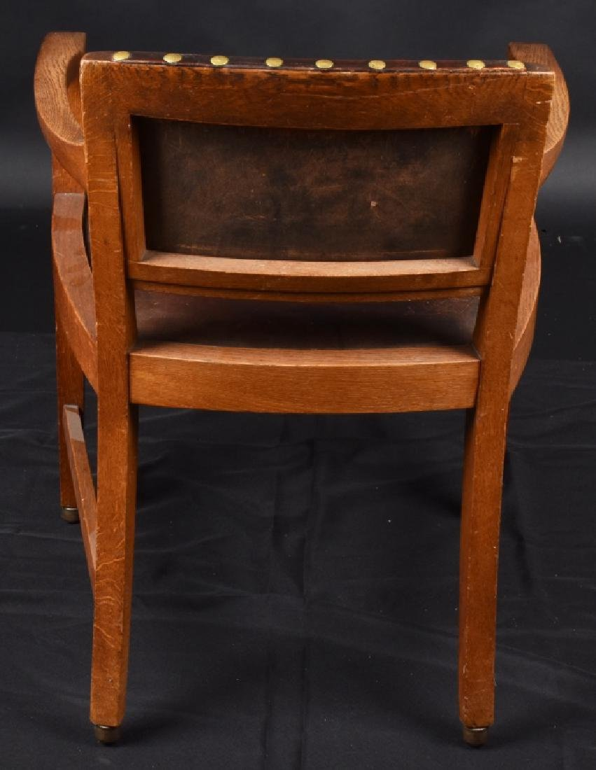 1929 ADOLF HITLER'S PERSONAL DESK & CHAIR - 16
