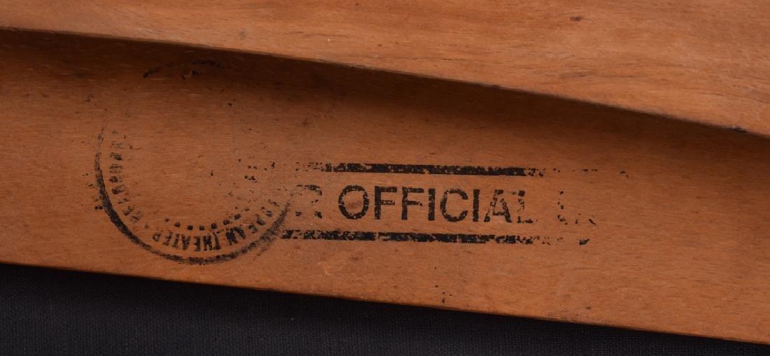 1929 ADOLF HITLER'S PERSONAL DESK & CHAIR - 2