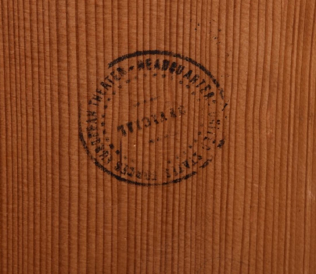 1929 ADOLF HITLER'S PERSONAL DESK & CHAIR - 9