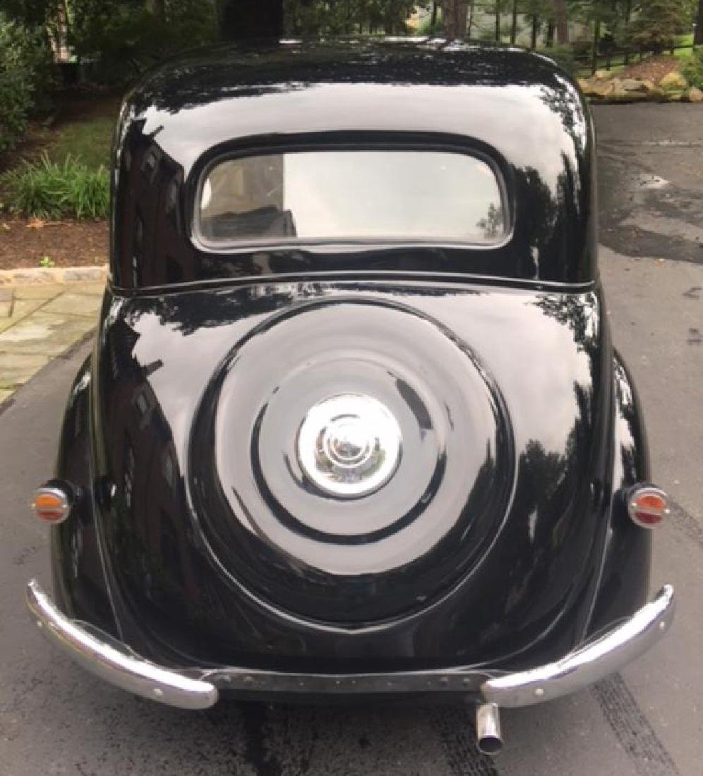 NAZI SA DOCTOR OWNED 1936 MERCEDES BENZ 170V COUPE - 6