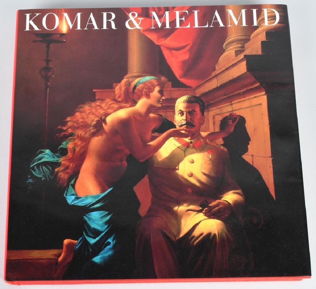 KOMAR & MELAMID YALTA CONFERENCE PAINTING 1982 - 5