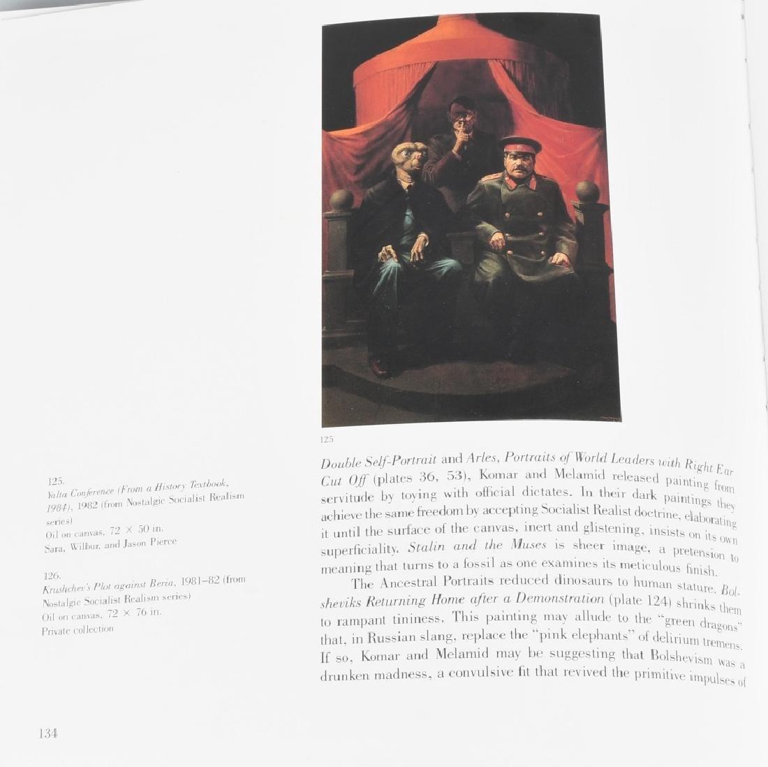 KOMAR & MELAMID YALTA CONFERENCE PAINTING 1982 - 6