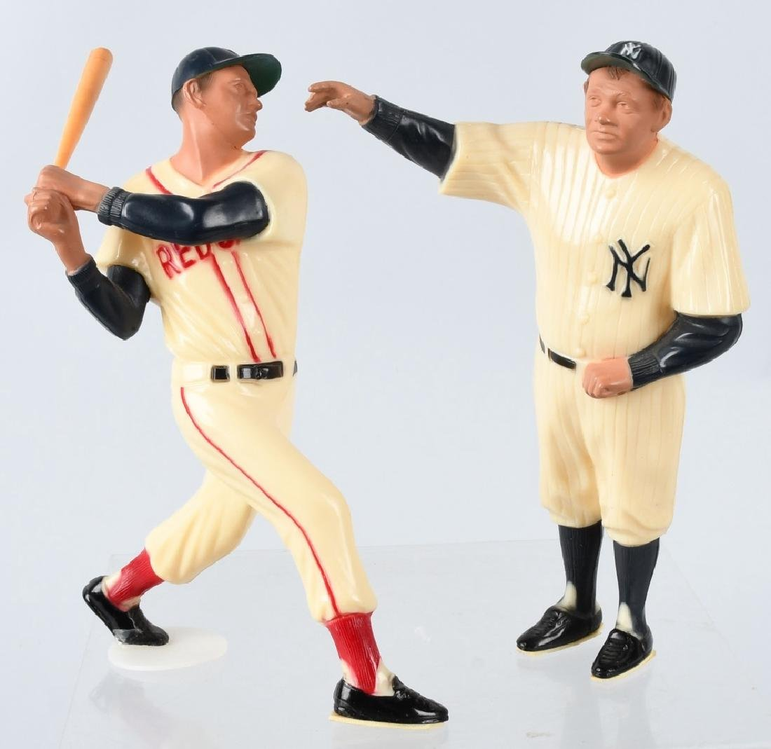 HARTLAND BABE RUTH & TED WILLIAMS