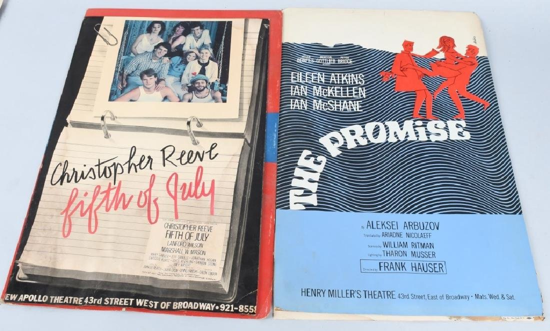 10- VINTAGE NY THEATER PLAY WINDOW CARDS - 3