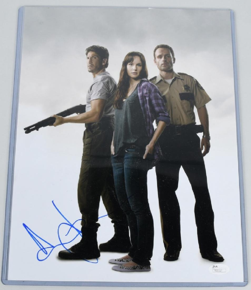 WALKING DEAD ACTOR ANDREW LINCOLN SIGNED PHOTO