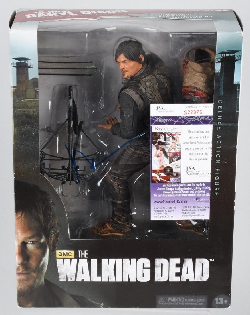 "DARYL DIXON ACTION 12"" FIGURE IN ORIGINAL BOX"