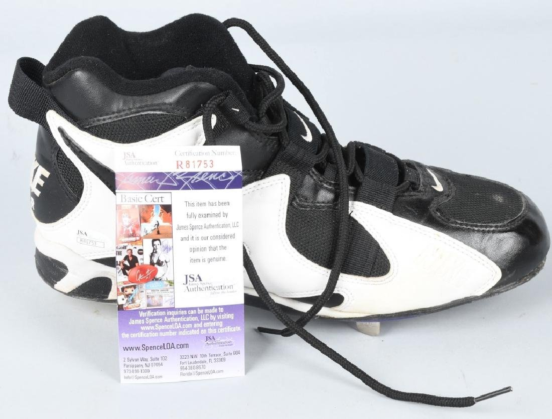 MANNY RAMIREZ NIKE AIR GAME USED SHOES - 4