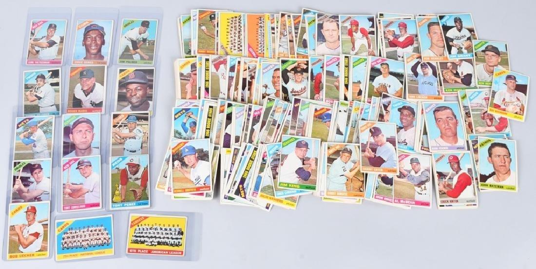 298- 1968 TOPPS BASEBALL CARDS MARIS YAZ & MORE