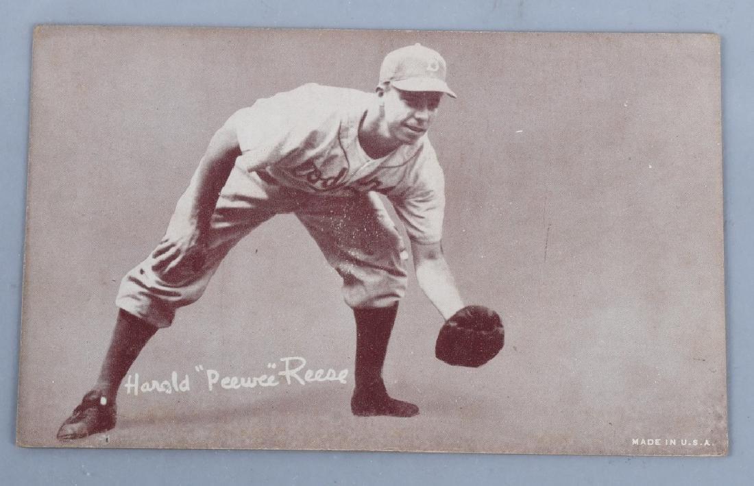 1936-39 EXHIBIT BASEBALL CARDS - 5