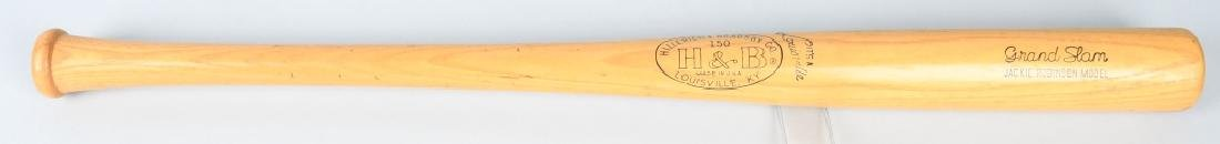 HILLERUN & BRADSBY JACKIE ROBINSON BASEBALL BAT