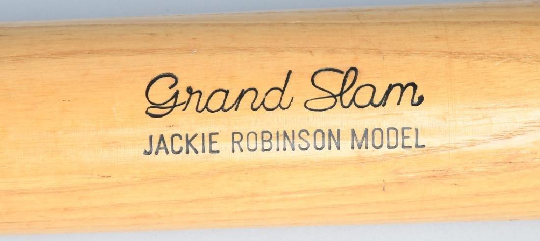 HILLERUN & BRADSBY JACKIE ROBINSON BASEBALL BAT - 2