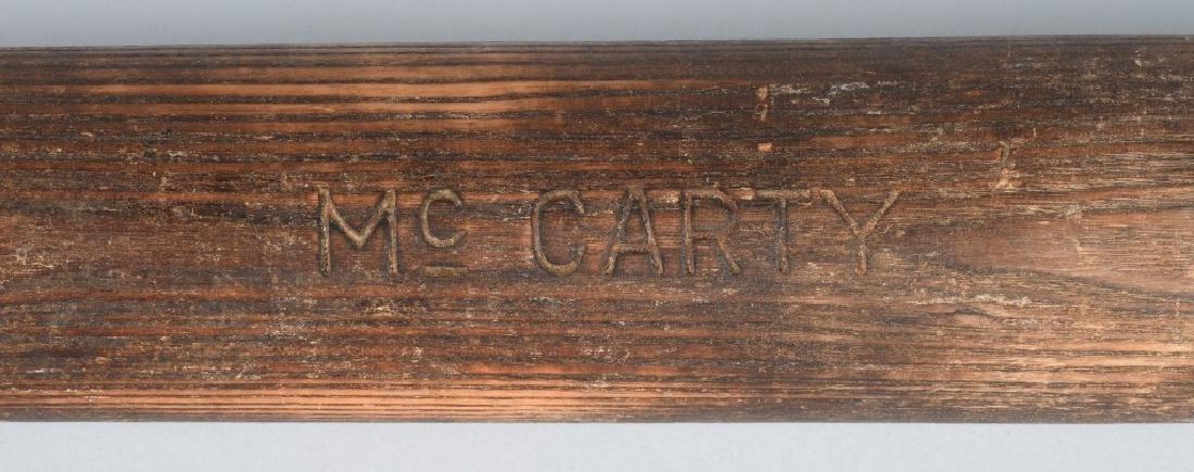 SPAULDING SELECTED MODEL McCARTY BASEBALL BAT - 2