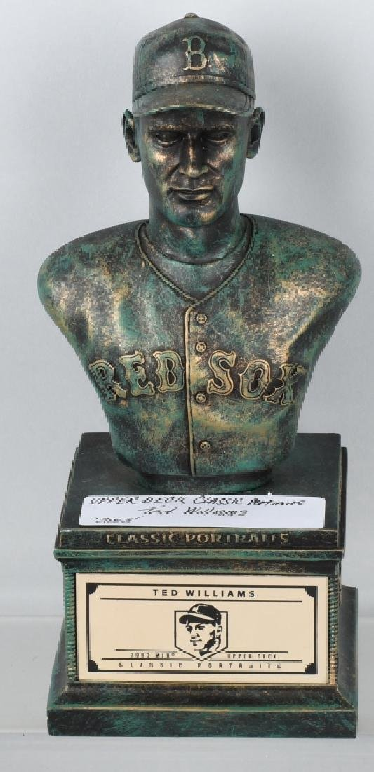 UPPER DECK CLASSIC PORTRAIT BUSTS TED WILLIAMS - 2