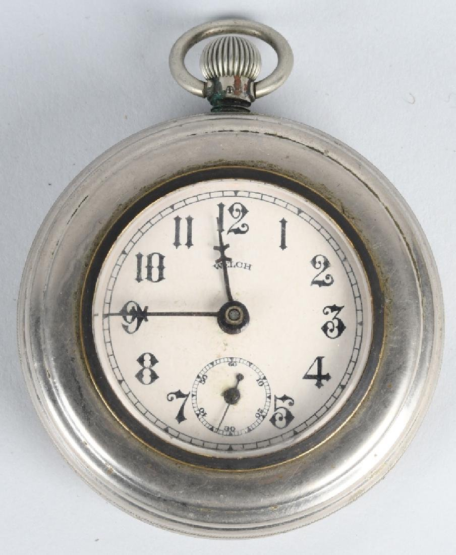 1893 COLUMBIAN EXPOSITION WELCH POCKET WATCH