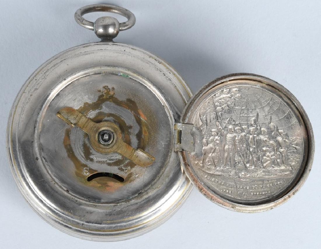 1893 COLUMBIAN EXPOSITION WELCH POCKET WATCH - 4