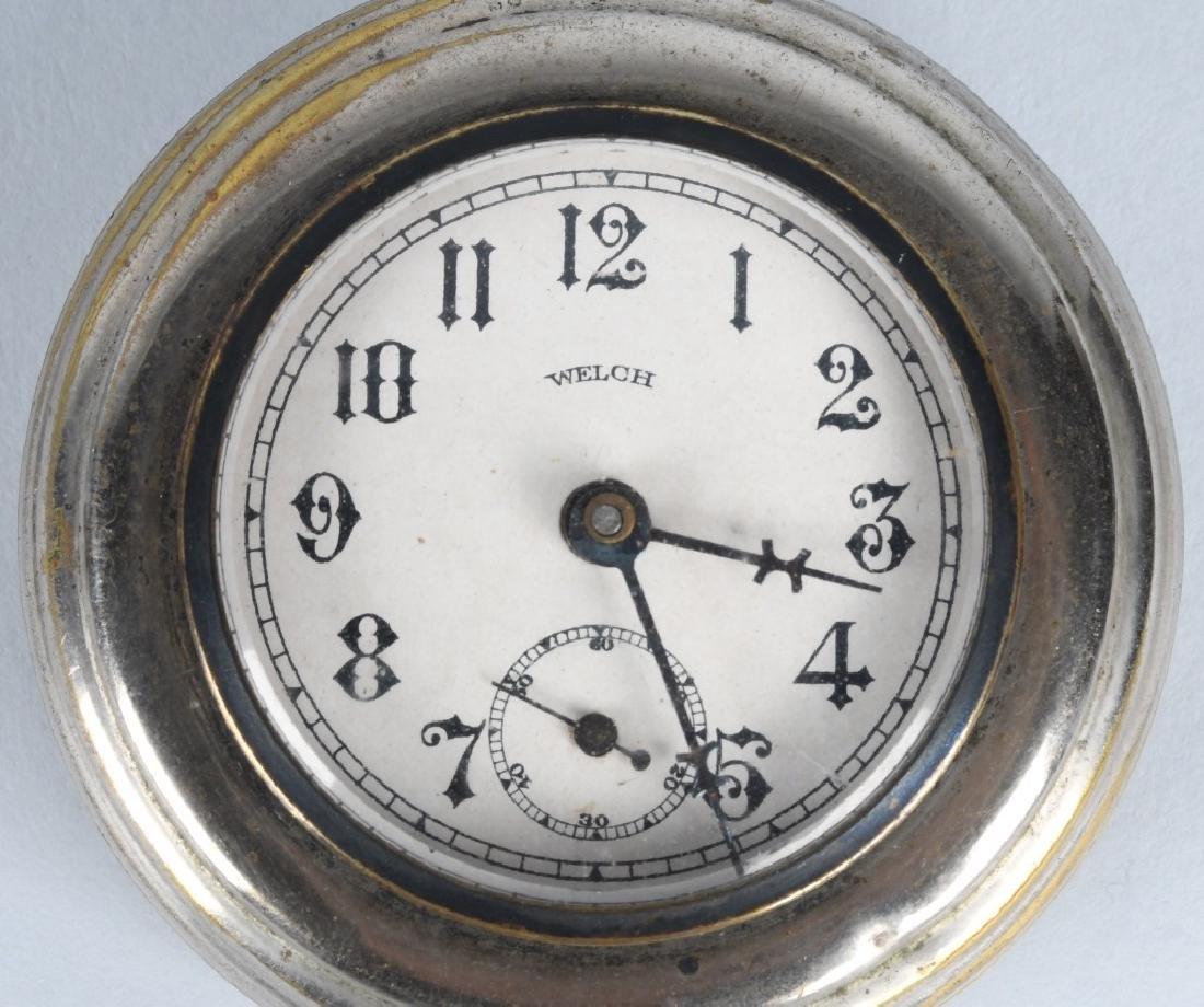 1893 COLUMBIAN EXPOSITION WELCH POCKET WATCH - 5