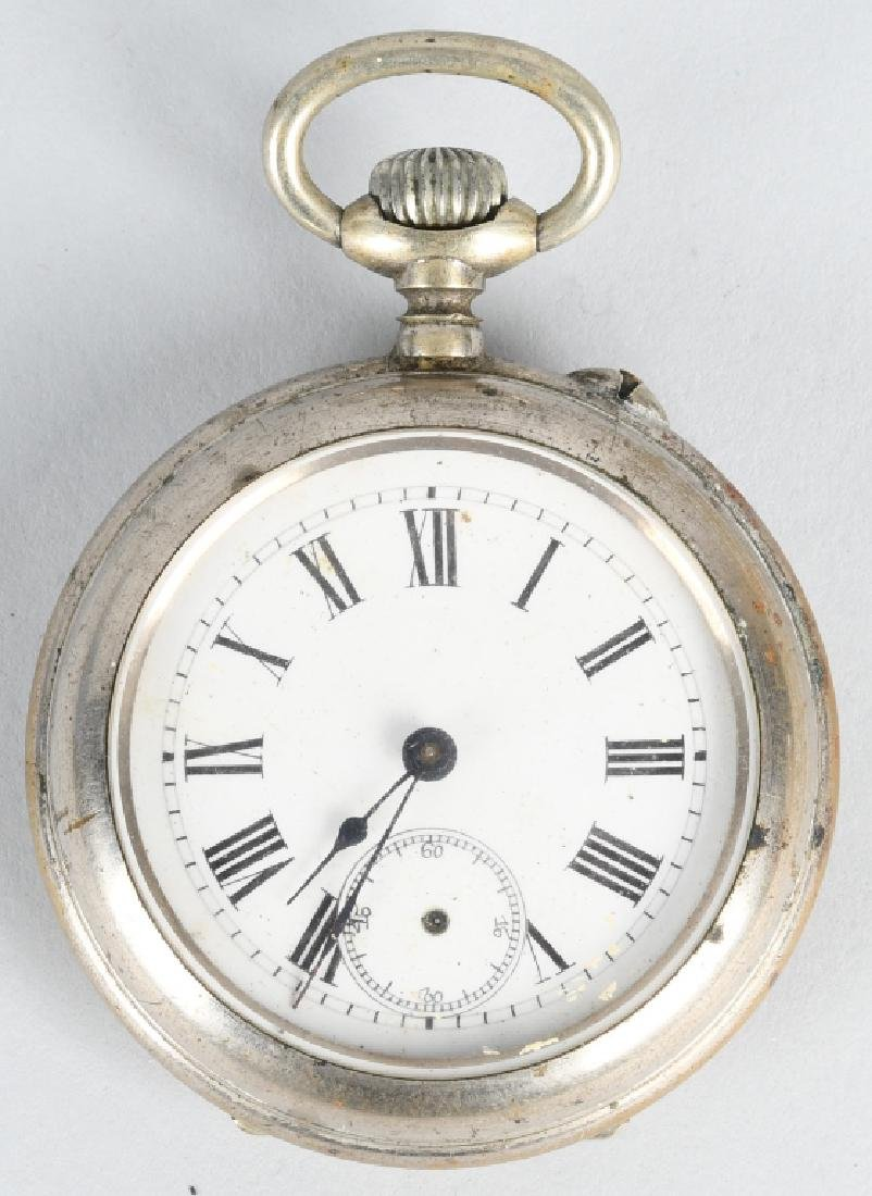 1892 COLUMBIAN EXPOSITION MENS POCKET WATCH