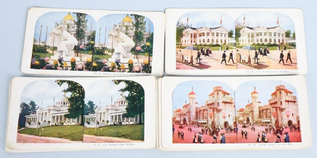 90- 1904 ST LOUIS EXPOSITION STEREOVIEW CARDS - 9