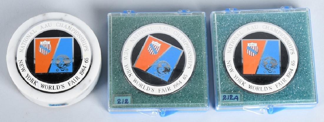 1964-65 NEW YORK WORLDS FAIR SOUVENIRS - 2